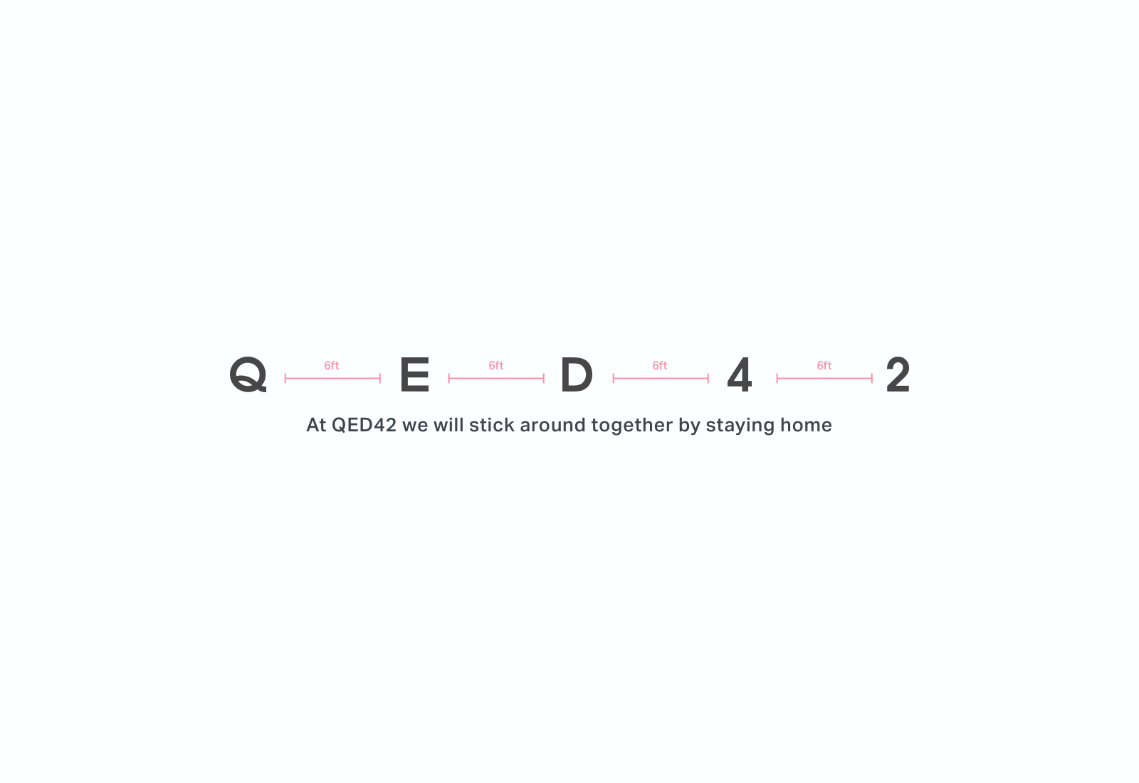 QED42 Social Distancing