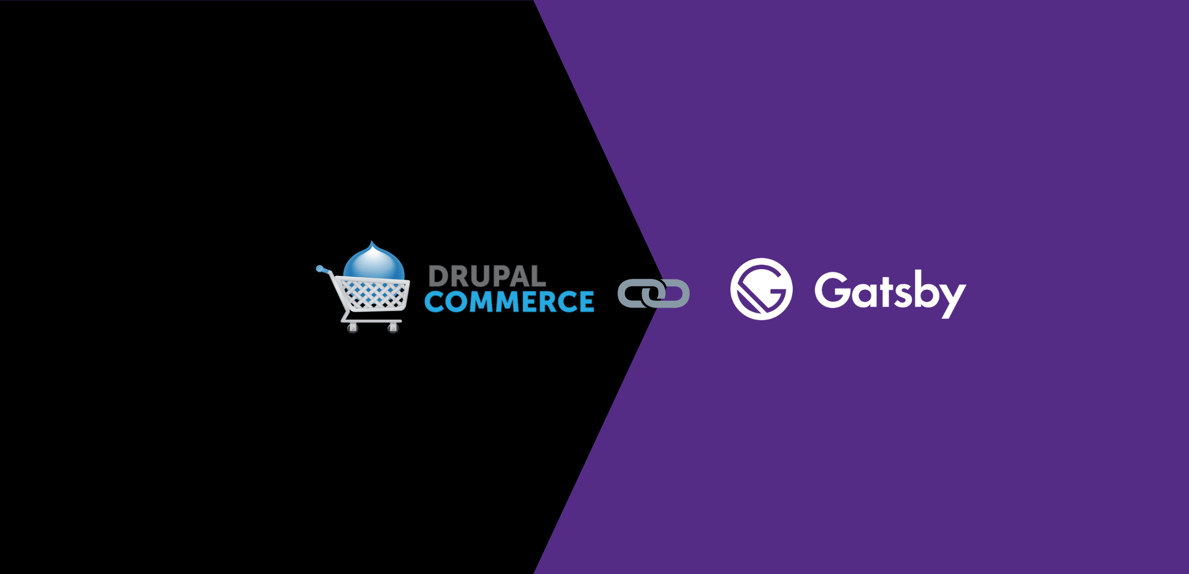 Gatsby and Drupal Commerce Integration