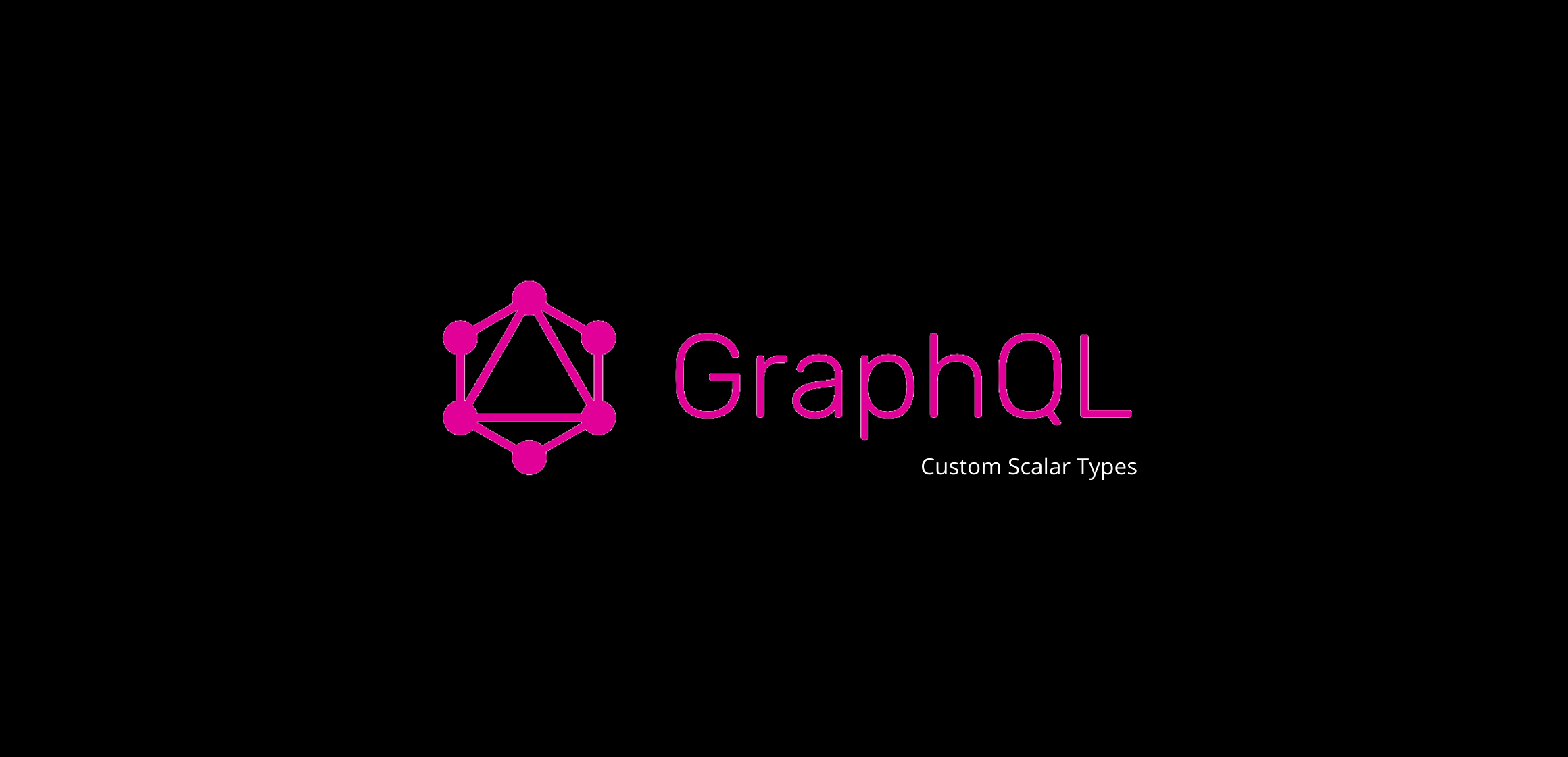 GraphQL custom scalar types