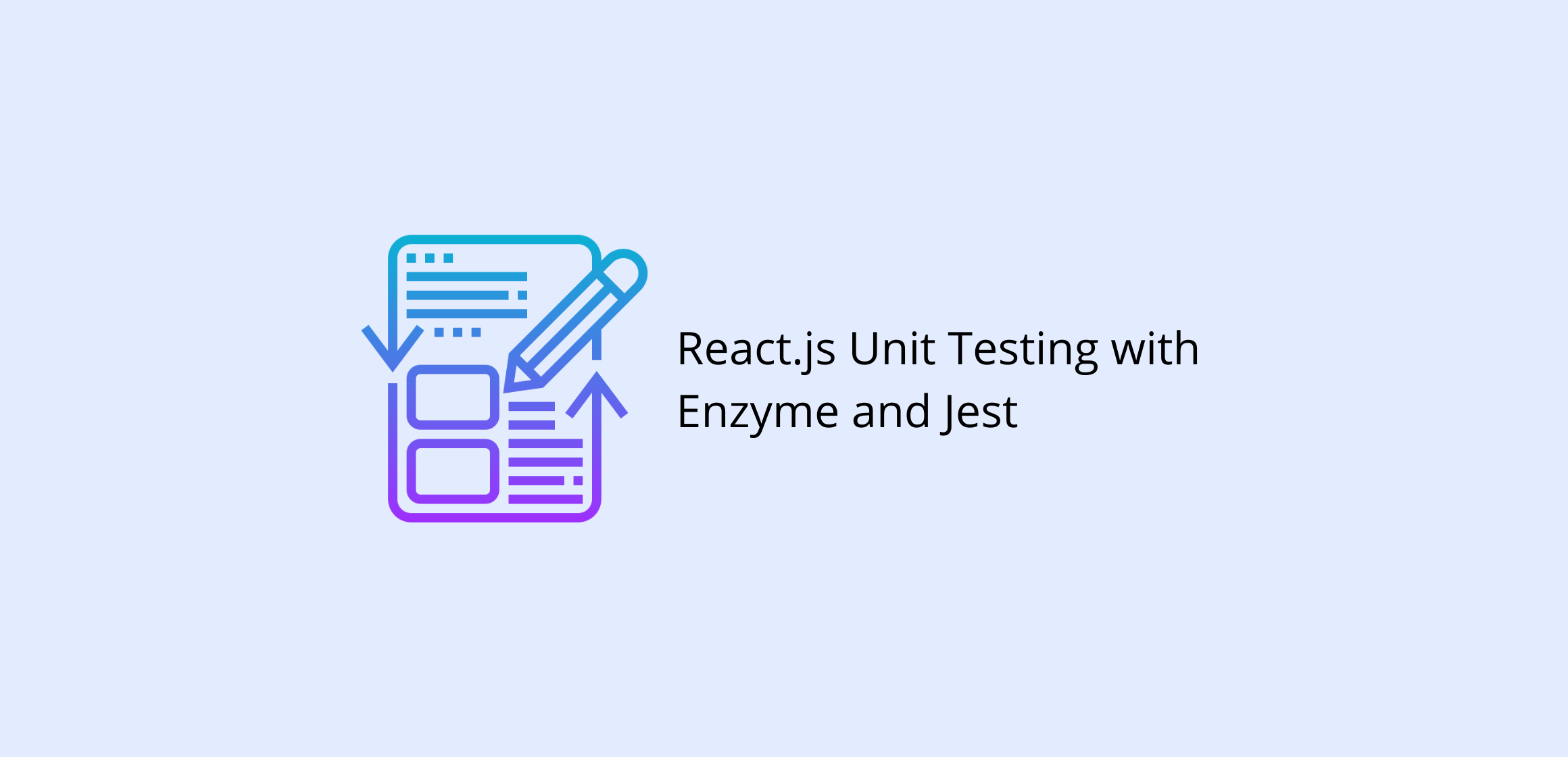 Unit Testing in React