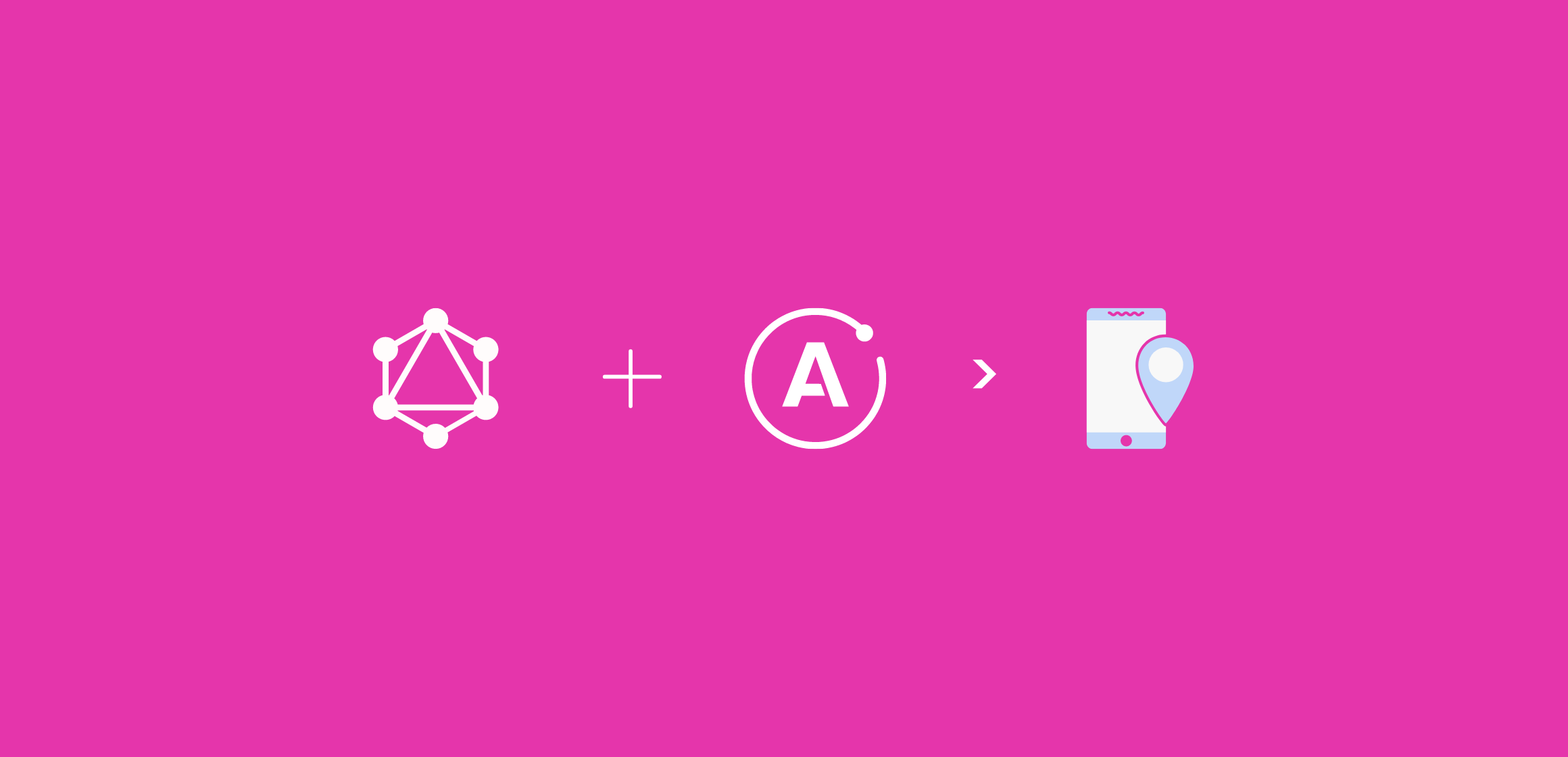 GraphQL Subscriptions & Apollo Client for real-time tracking app