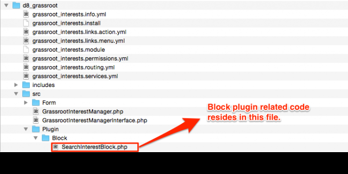 Porting blocks to Drupal 8 plugins | QED42