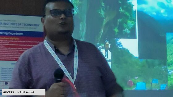 DCP19 Effective Story telling with clients and teams - Nikhil Anant