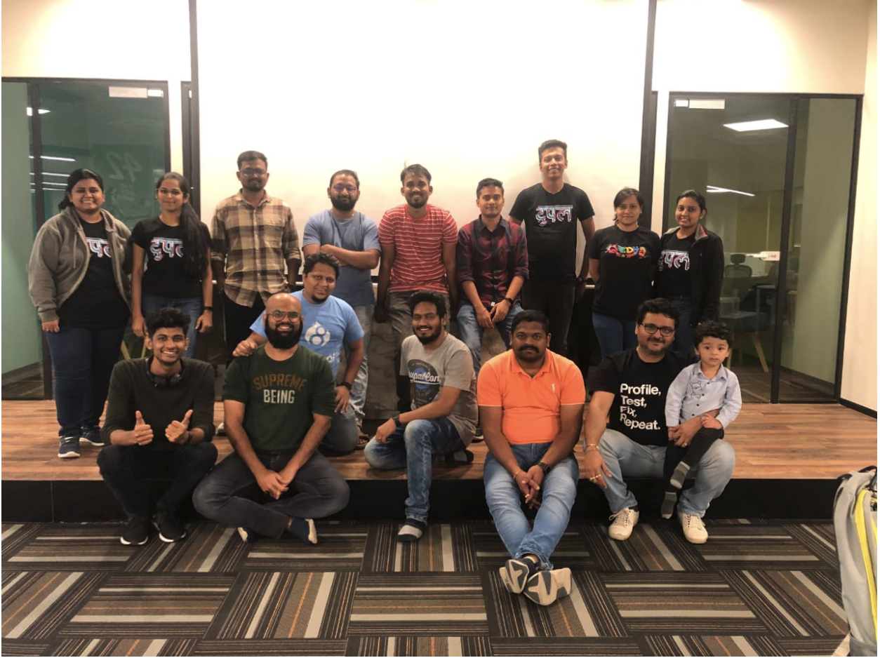 Drupal Global Contribution weekend 2020 Pune QED42