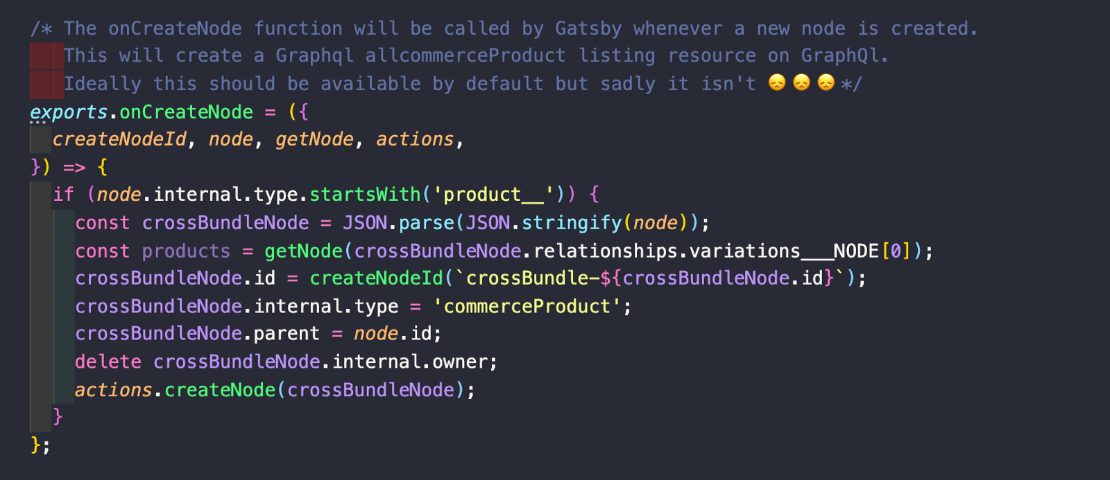 Drupal Commerce with Gatsby
