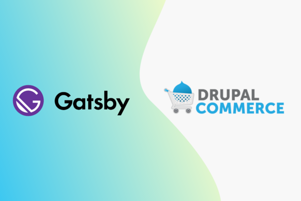 Authenticated User Cart with Gatsby and Drupal commerce