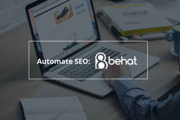 automate SEO factors using Behat