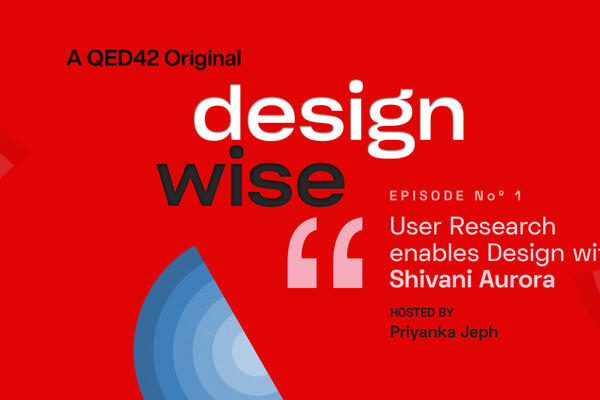 Cover Image for Shivani's Podcast with Designwise.