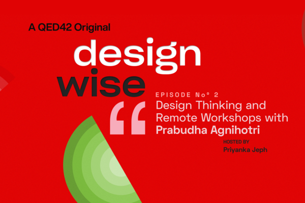 Design Thinking and Remote Workshops with Prabudha Agnihotri