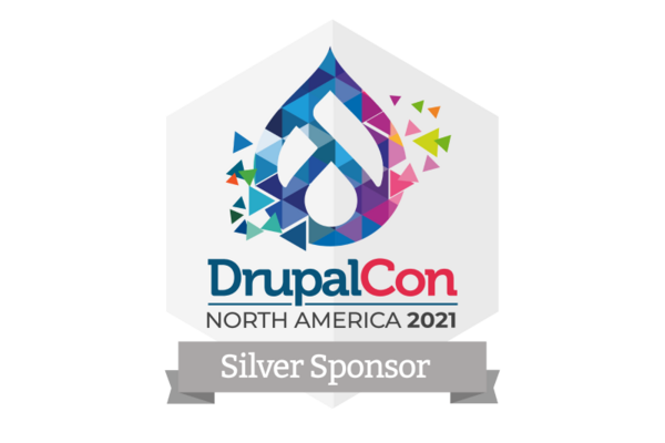SILVER SPONSORS FOR  DRUPALCON NORTH AMERICA 2021